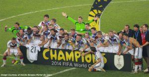 2014 FIFA World Cup Champions