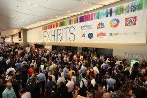 CTIA Super Mobility Week Expo Floor