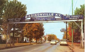 Madisonville, KY