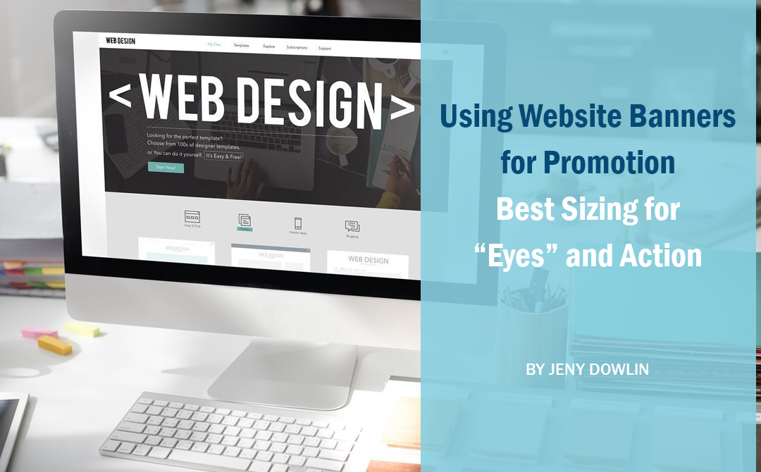 Using Website Banners For Promotion