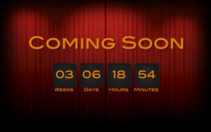 Coming Soon Countdown