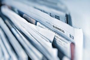 newspaper clips