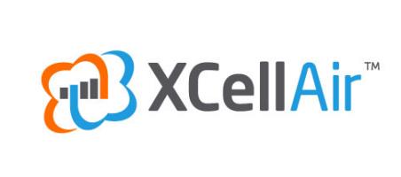XCellAir logo