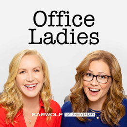 Podcast cover of Office Ladies