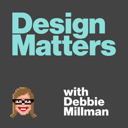 Podcast cover of Design Matters