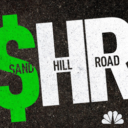 Podcast cover of Sand Hill Road
