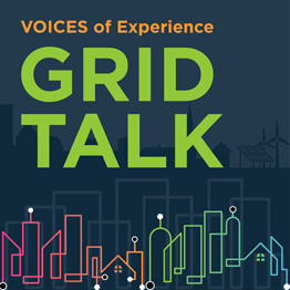 Podcast cover of Grid Talk