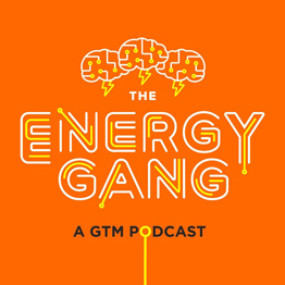 Podcast cover of The Energy Gang