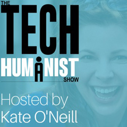 Podcast cover of The Tech Humanist