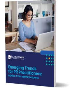 BusinessWire-Emerging Trends for PR Practitioners_COVER