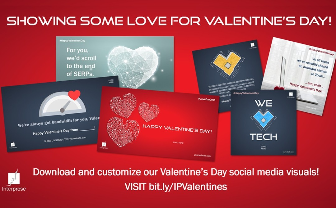 Valentine's Day and B2B – A Match Made In Heaven