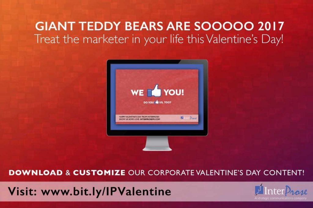 Valentine's Day Social Media Cards